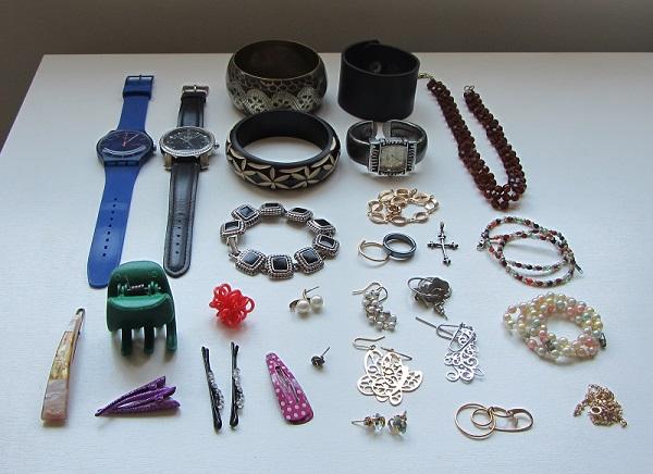 muitas bijuterias